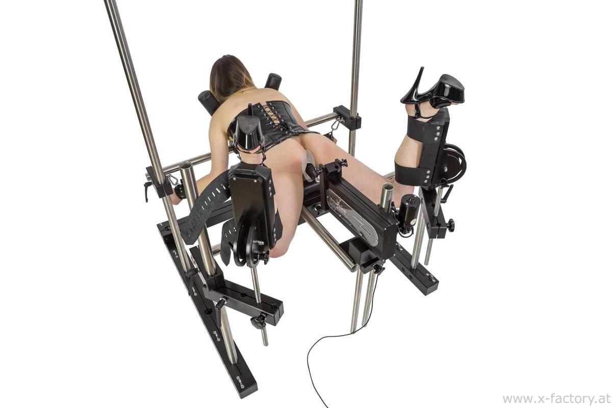 Bondage Fickmaschine